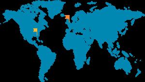 Avicoma contacts map