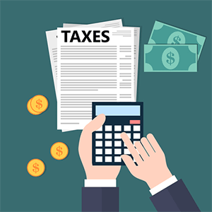 outstaffing taxes